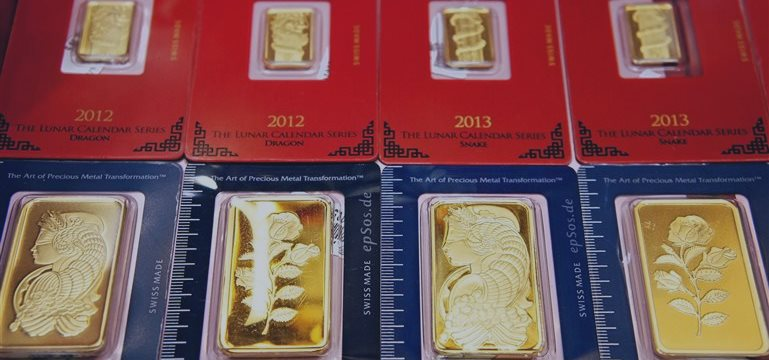 China's gold demand rebounds after 25% plunge