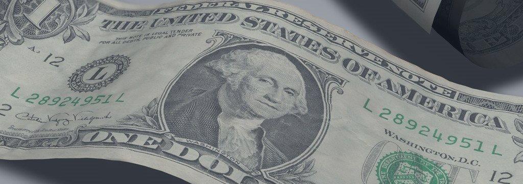 Доллар вблизи двухмесячного минимума перед публикацией ВВП и встречей ФРС