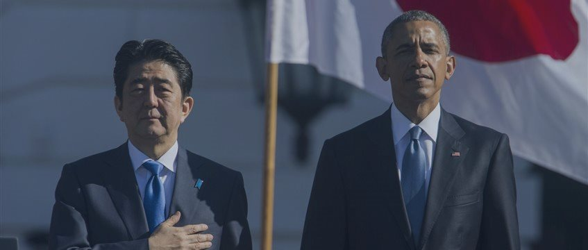 EUA e Japão fazem aliança considerada crucial para segurança na Ásia