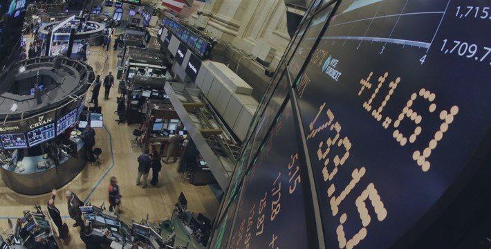 Wall Street sigue con ganancias y el Dow Jones sube un 0,54 por ciento a media sesión
