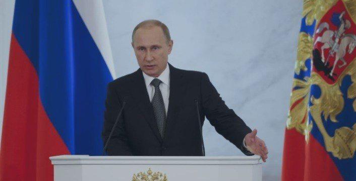 Putin ratifica fundo dos BRICS que terá 100 bilhões de dólares