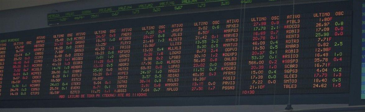 Las bolsas de América Latina y Wall Street se desploman en la primera sesión de octubre