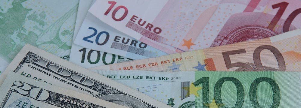 EUR/USD. Курс валюты стремительно корректируется…