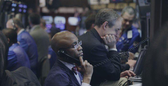 Bolsas americanas fecham em baixa, com realização de lucros
