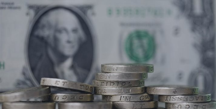 Greenback steeply lower as U.S. data disappoints