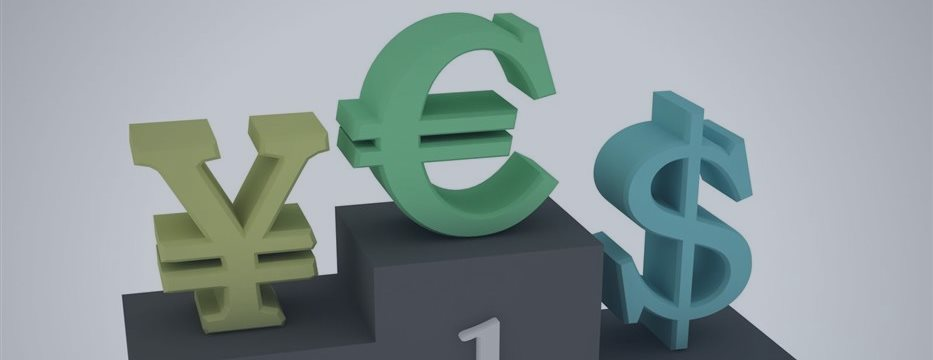 Доллар ослаб в среду против большинства основных валют