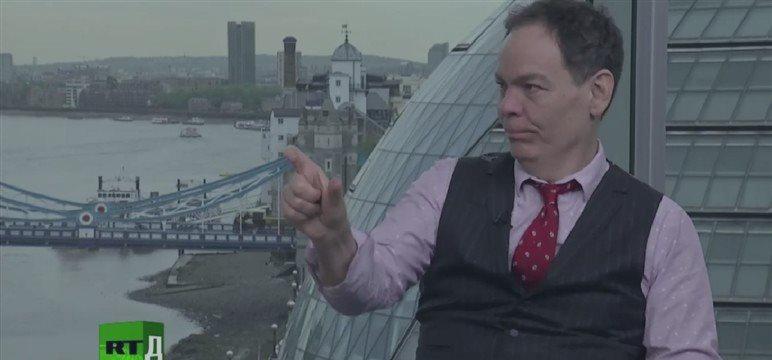 Видео: Макс Кайзер. О том, как играют на страхах мировые структуры