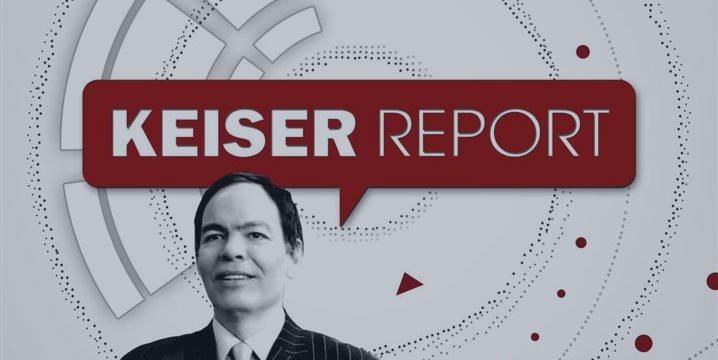 Keiser Report en español: La guerra es paz; la ignorancia es fortaleza