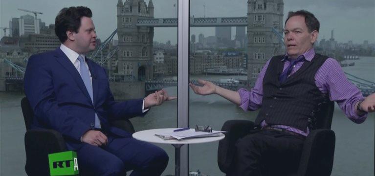 Видео: Макс Кайзер. «Кумовской» капитализм, финансовые бомбы и выход Великобритании из ЕС