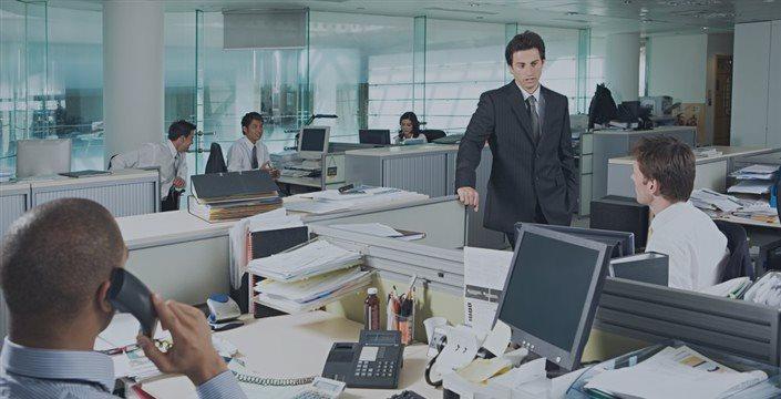 12 frases que usted no puede pronunciar en la oficina