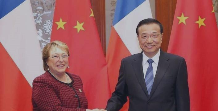 China escoge a Chile como su plataforma financiera para América Latina