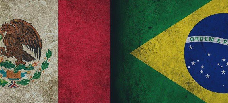 Brasil e México assinam acordo para investimentos