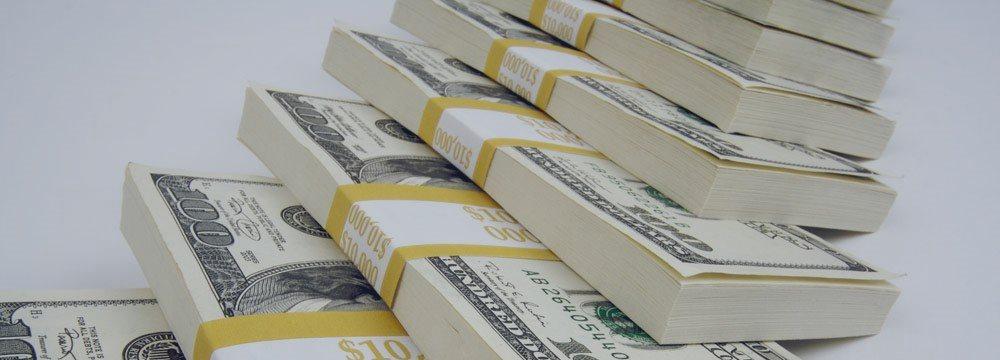 美元对其他主要货币汇率27日涨跌互现