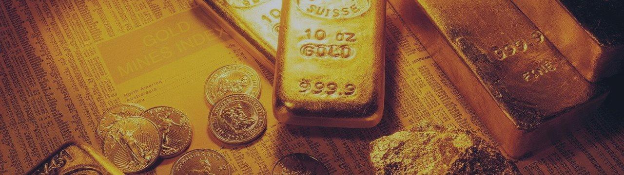 Золото по-прежнему остается ниже $1200
