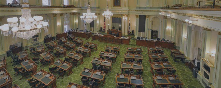 La asamblea del Estado de California aprueba proyecto de ley para empresas Bitcoin
