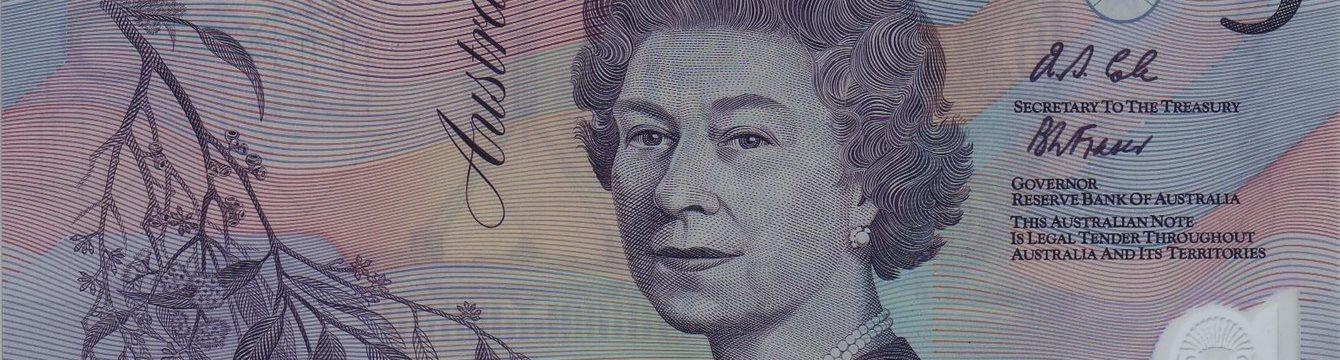 Австралийский доллар.