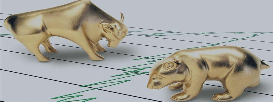 Торговля золотом в современных условиях: между быком и медведем
