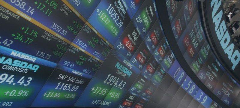 Фондовые индексы США растут на позитивных отчетах рынка труда