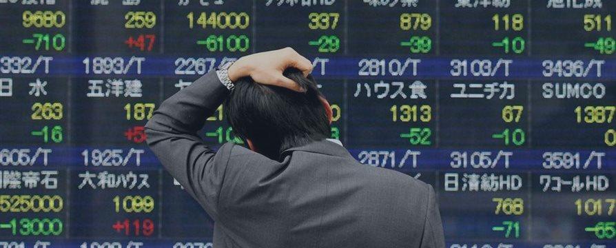 Азия продолжает падение в пятницу утром - фондовые площадки торгуются в минусе