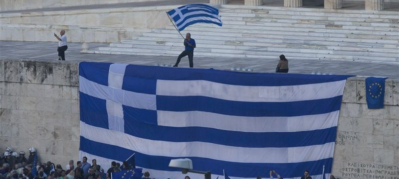 Европа сделала Греции очередное отчаянное предложение
