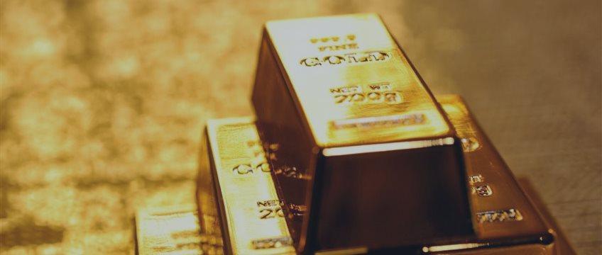 Котировки золота падают
