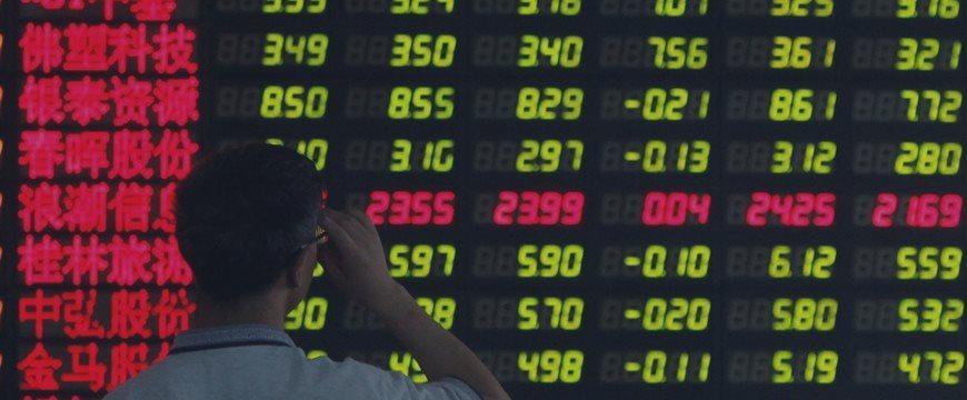 骇人!中国股市暴跌已经跌掉10个希腊