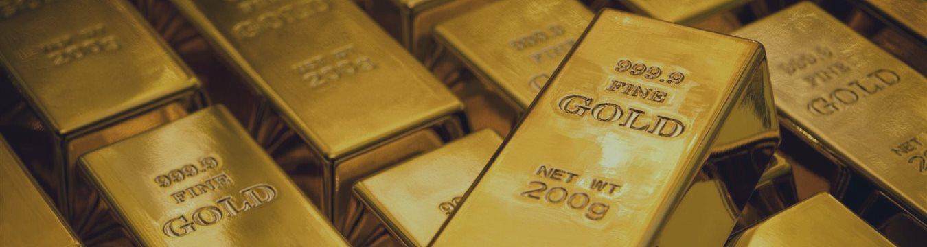Золото отходит от 3,5-месячных минимумов