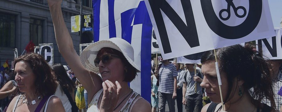 Рынок, ты готов? Греки сказали «нет» условиям кредиторов