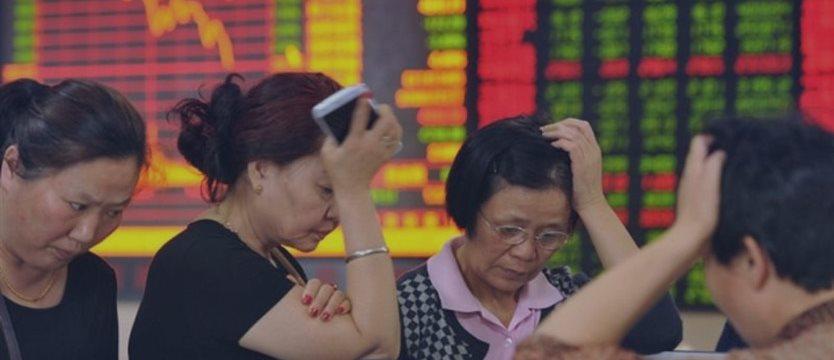 Вмешательство правительства в китайский рынок было большой ошибкой