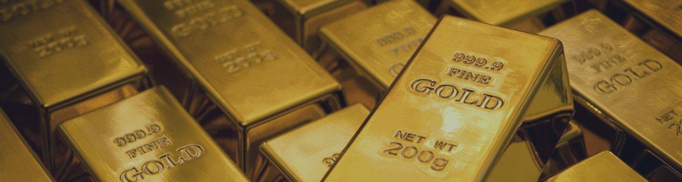Золото отскочило от четырехмесячного минимума
