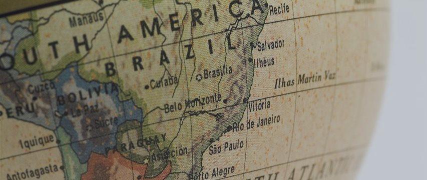 После Греции и Китая под угрозой - Латинская Америка