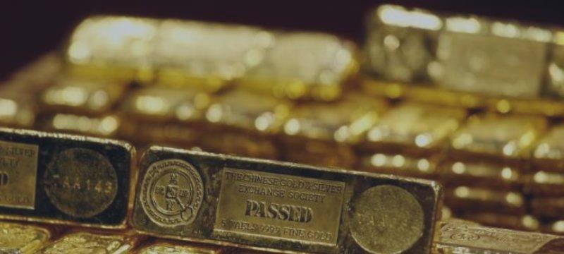 Ouro, Preços para 10 de julho de 2015, Análise Técnica