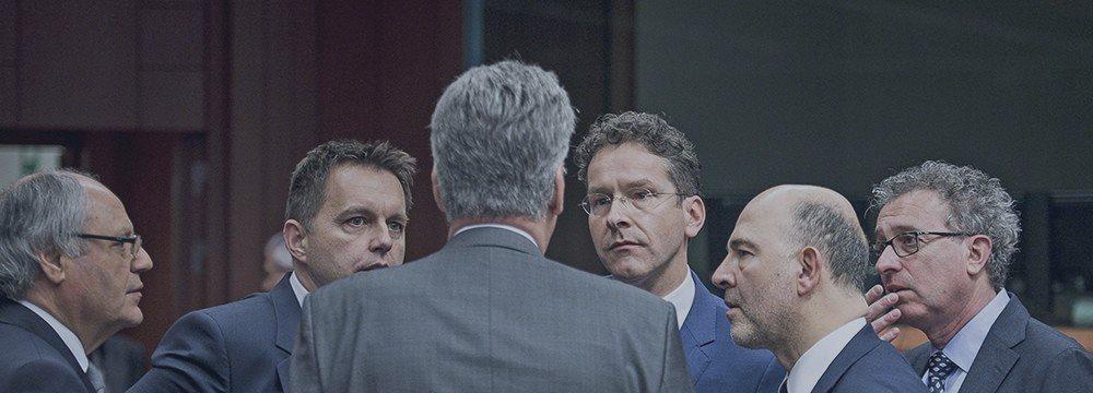 Заседание Еврогруппы по Греции завершилось безрезультатно