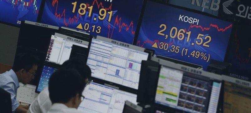 El optimismo en torno a Grecia impulsa la Bolsa de Seúl
