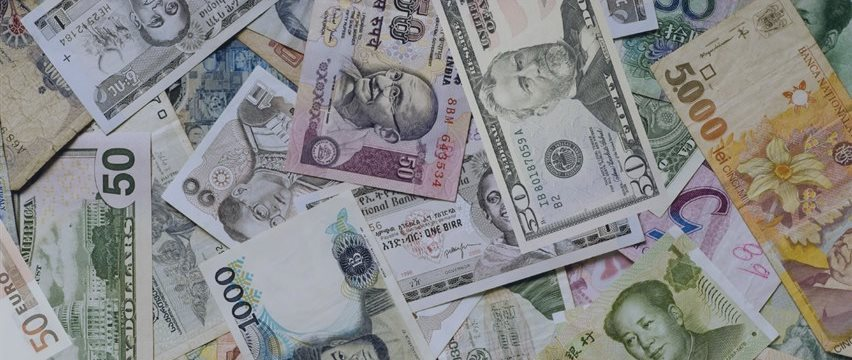新加坡宽松预期打压坡元至5周低位 韩元跌至2年低点