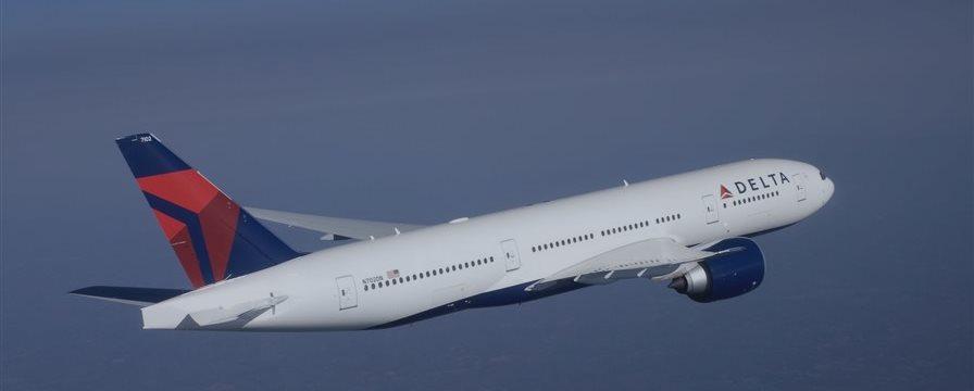 Delta Air Lines pierde altura; acciones caen 12.8% en el año