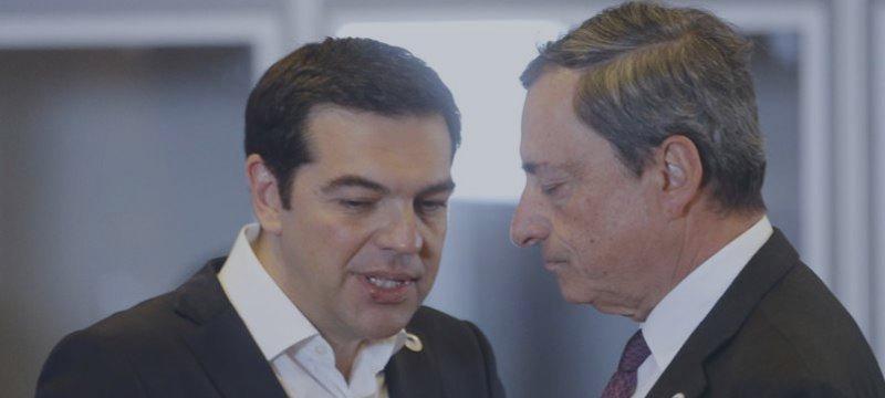 Banco Central Europeo aumenta los créditos de emergencia para los bancos griegos