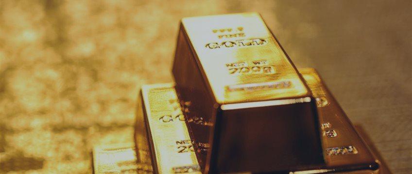 Золото на минимуме более чем за 5 лет