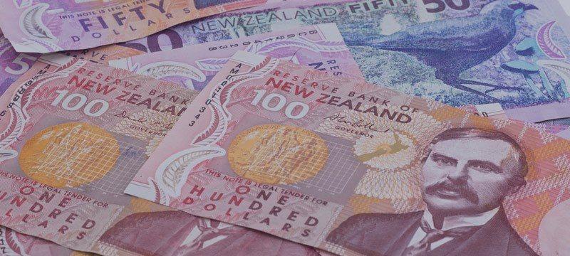 Balance comercial de Nueva Zelanda