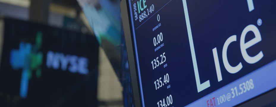 ICE:推出新加坡交易平台时间推迟到今年稍晚