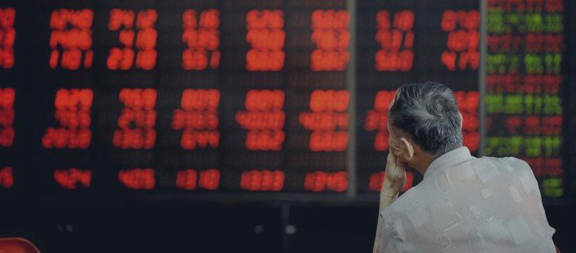 恐慌情绪再现 周一A股市场大幅下挫
