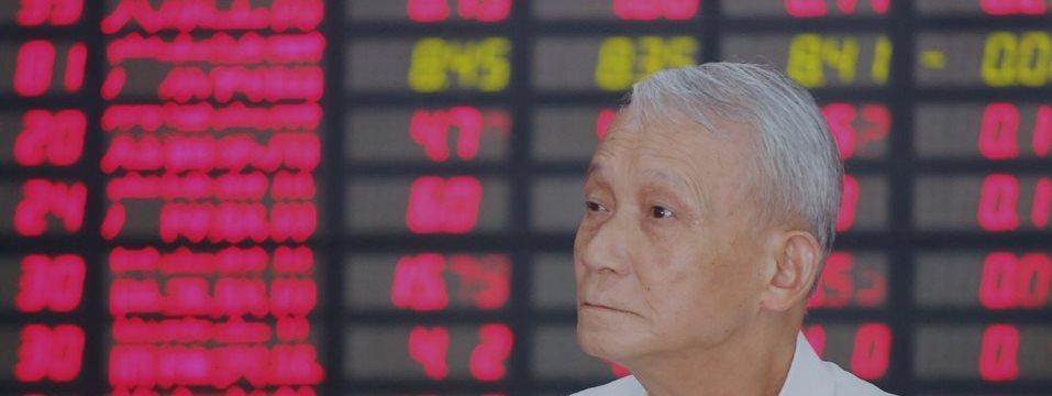 Китайские акции снова рухнули, остальная Азия отправилась следом