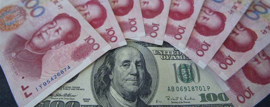 """美元突遭""""屠杀"""" """"肇因""""竟是中国股市表现?"""
