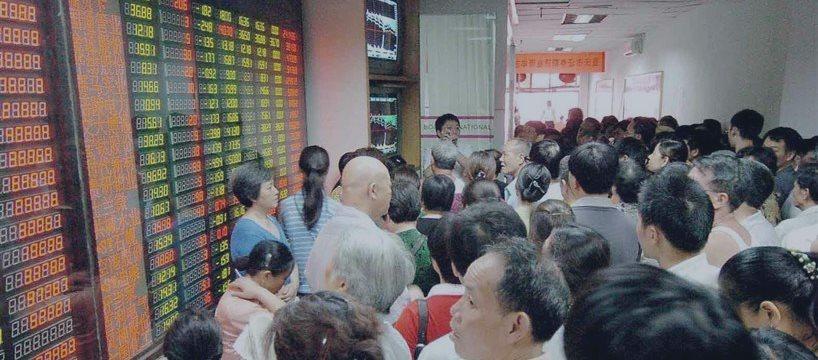 中国债务市场问题对全球供应链威胁加大