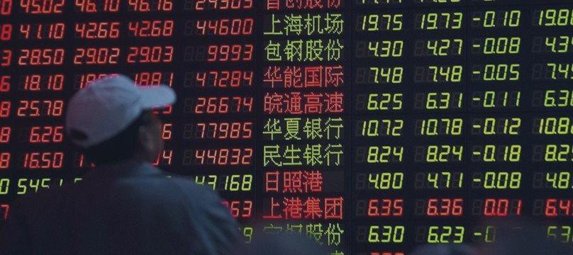 Азиатские рынки показали смешанную динамику в четверг, Китай вновь упал