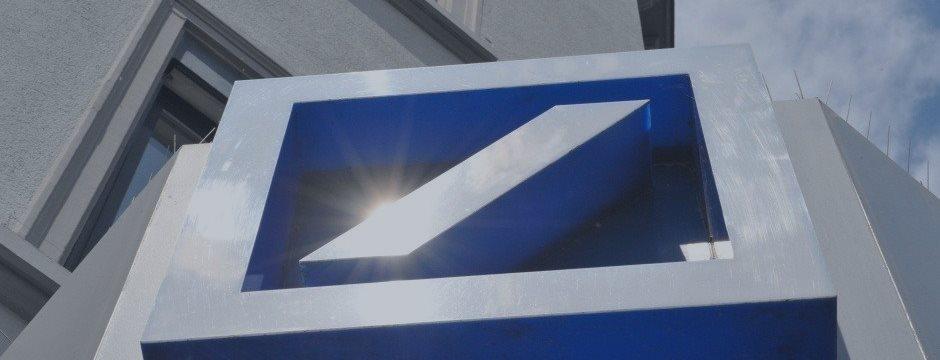Deutsche Bank aumenta lucro semestral em 3% para os 1,38 mil M€