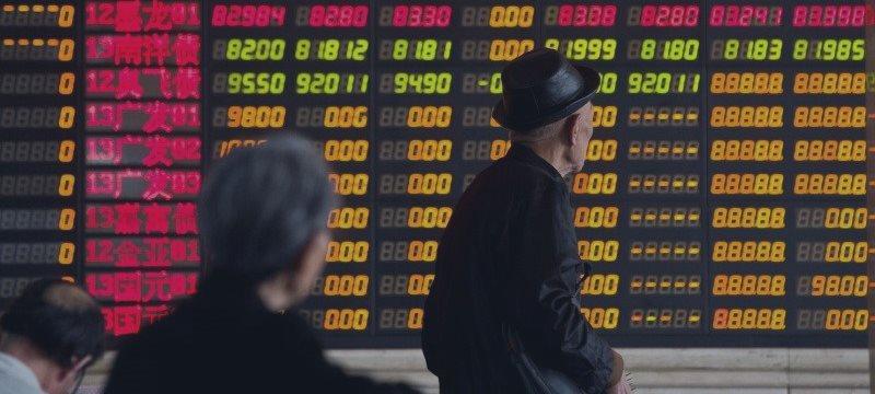 Китайцы наигрались в инвесторов и теперь массово закрывают свои брокерские счета