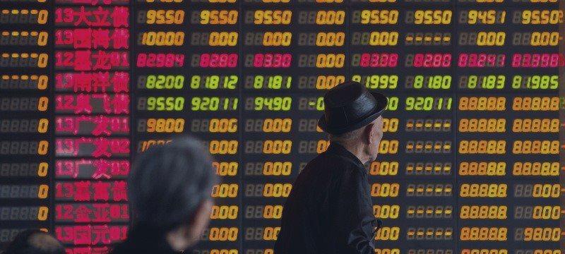 Азиатские рынки закрылись в понедельник в плюсе, китайские акции выросли
