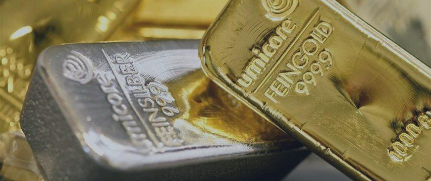 日内黄金、白银支撑阻力分析