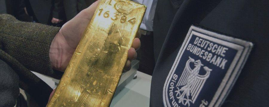 Alemania continúa liderando la demanda de oro físico entre los países occidentales